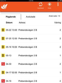 AB PiteBo Teknisk förvaltning apk screenshot