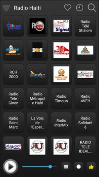 Haiti Radio Stations Online - Haiti FM AM Music screenshot 1