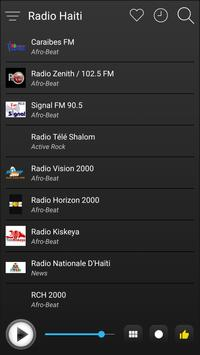 Haiti Radio Stations Online - Haiti FM AM Music screenshot 3