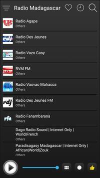 Madagascar Radio Station Online - Madagascar FM AM screenshot 3