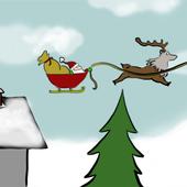 aMazeing Santa icon