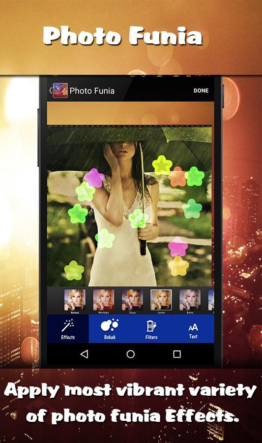 Photo Funia Effect for Android - APK Download