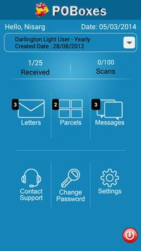 PO Box apk screenshot