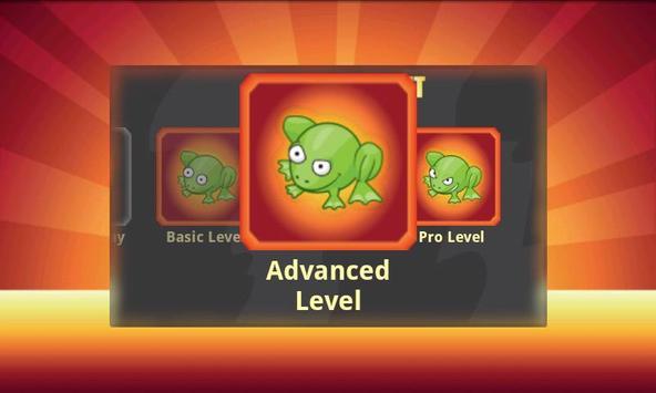Frog Volley screenshot 1