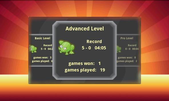 Frog Volley apk screenshot