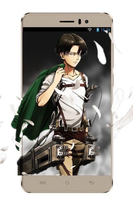 Levi Ackerman Hd Wallpaper For Android Apk Download