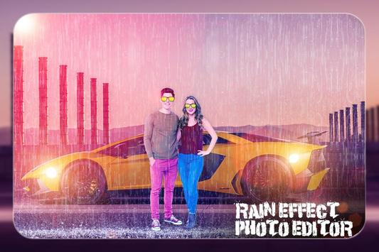 Rain Photo Editor screenshot 3
