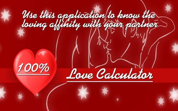 True Love Calculator apk screenshot