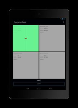 Touchscreen Repair apk screenshot