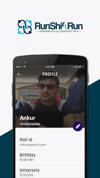 RunShiftRun Guest apk screenshot