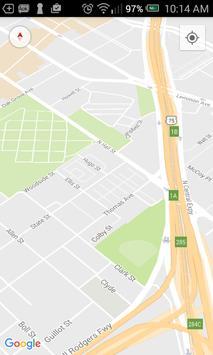 Map App poster