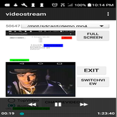 Free Video Stream App icon