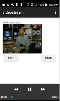 Free Video Stream App apk screenshot