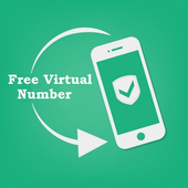 Free Virtual Mobile Number icon