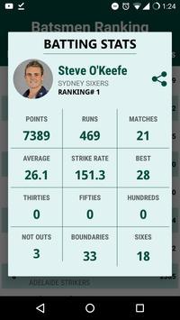 Cricket Scorer screenshot 2