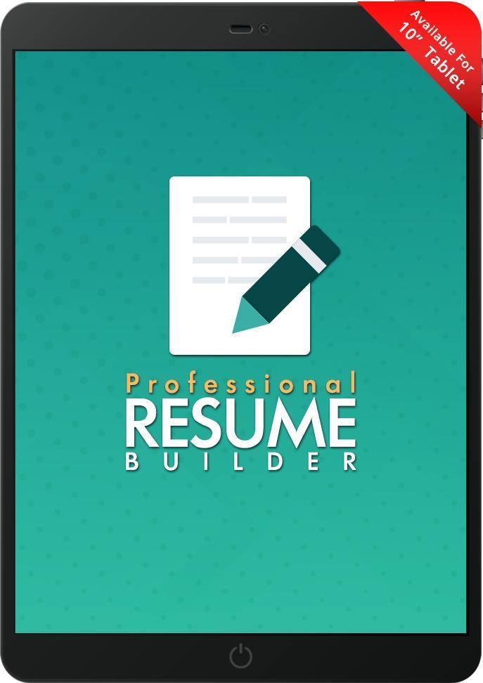Free Resume Builder Cv Maker For Android Apk Download
