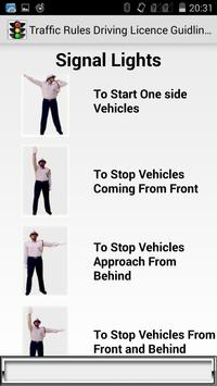 Traffic Rules Driving License Guidelines screenshot 19