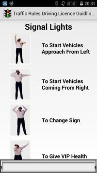 Traffic Rules Driving License Guidelines screenshot 29
