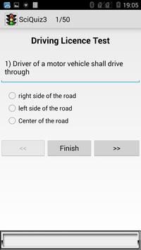 Traffic Rules Driving License Guidelines screenshot 4