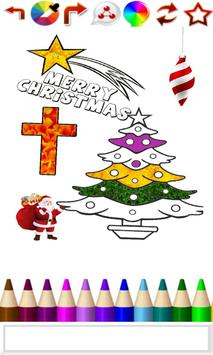 Merry Christmas Colouring apk screenshot