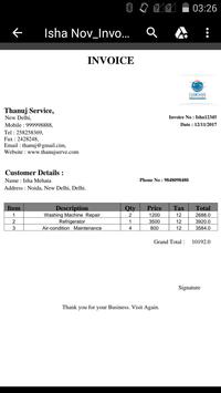 Invoice Billing Software For Android APK Download - Invoice software for android