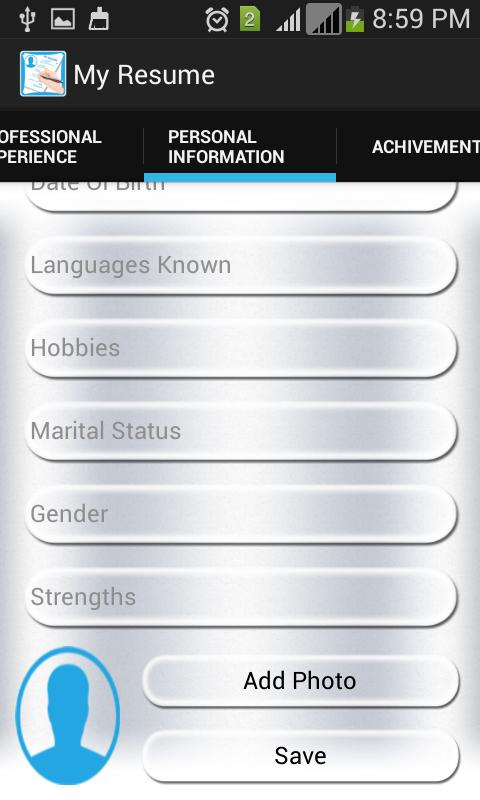 My Resume Maker APK Download - Free Tools APP for Android | APKPure.com