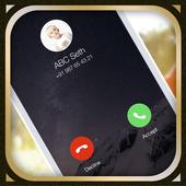 iCall Screen:OS10 Dailer 2017 icon