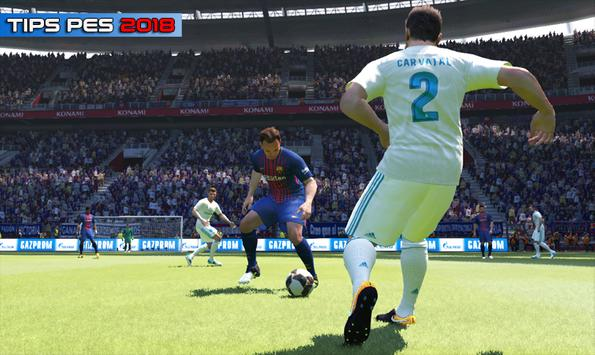 Tips For PES 2018 screenshot 2