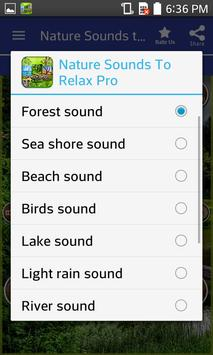Nature Sounds to Relax Pro for Android - APK Download