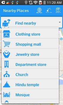 Find Nearby Places screenshot 5