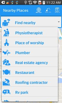 Find Nearby Places screenshot 7