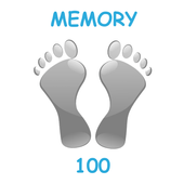 Memory 100 - Gratis Memory - Mahjong Zeichen