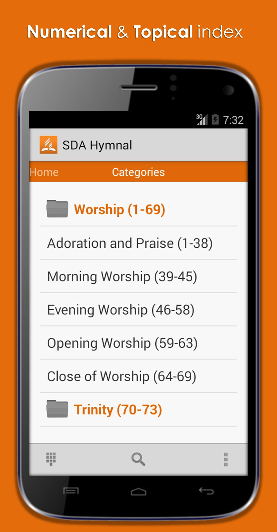 SDA Hymnal for Android - APK Download