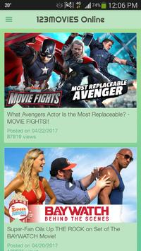Movies123 online poster