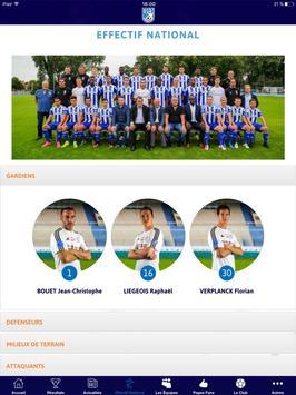USL Dunkerque apk screenshot