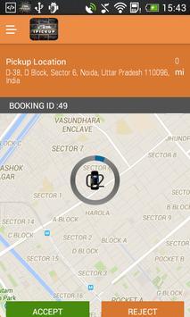 IPICKUP Passenger & Freight screenshot 1