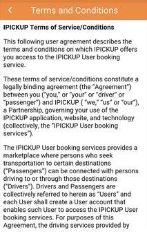 IPICKUP Passenger & Freight screenshot 7
