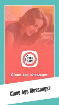 Clone App Messenger poster