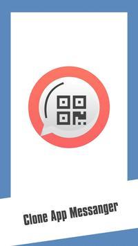 Clone App Messenger screenshot 1