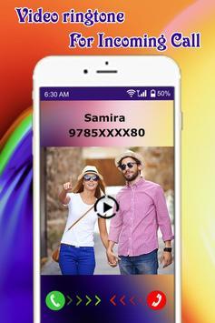 Video Ringtone Maker captura de pantalla 2