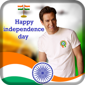 Independence Day Dp Maker icon