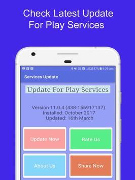 Services Updater screenshot 1