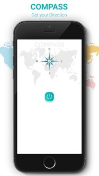 Compass with Maps & Direction screenshot 1