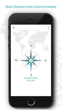 Compass with Maps & Direction screenshot 2