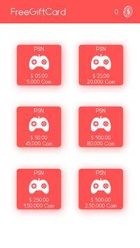 Free Gift Cards Generator screenshot 4