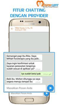 MHomecare screenshot 5