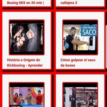 Learn kingboxing poster