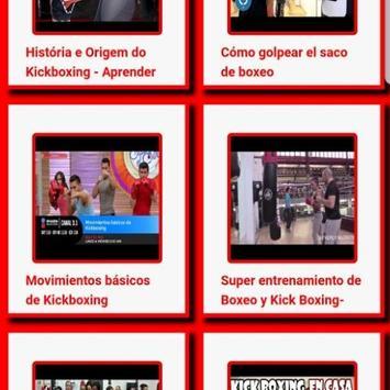 Learn kingboxing screenshot 1