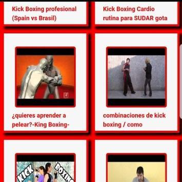 Learn kingboxing screenshot 2