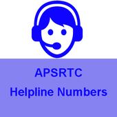 APSRTC Helpline Number icon